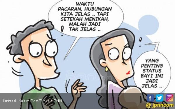 Menikah Hanya Jadi Ajang Pelarian - JPNN.COM