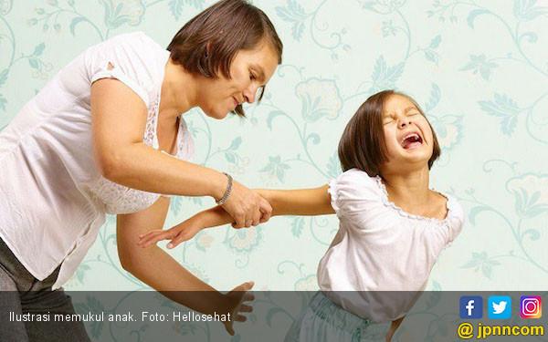 Jangan Sering Memukul Anak, Ini Efek Negatifnya