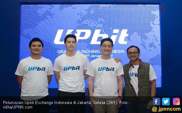 Upbit, Tawarkan Platform Bursa Tukar Kripto Aset yang Lebih Mudah di Indonesia - JPNN.com