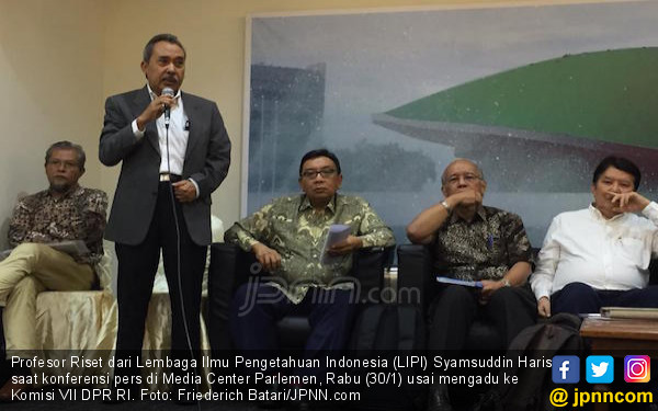 Ini 5 Anggota Dewas KPK 2019-2023 Pilihan Jokowi