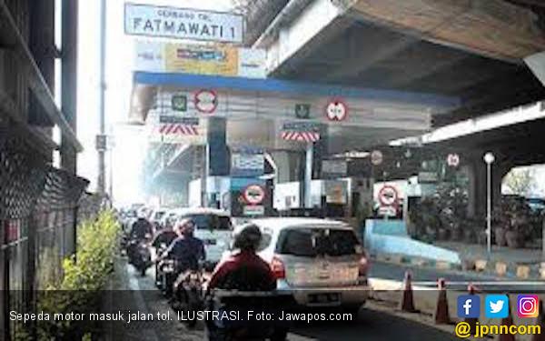 Bagi Pengguna Sepeda Motor, Simak Aturan Ini Selama Pembatasan Sosial di Jakarta - JPNN.com