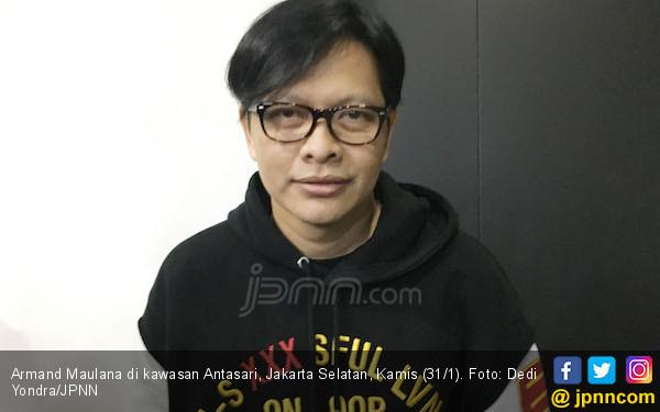 Ini Reaksi Armand Maulana Soal Penarikan RUU Permusikan - JPNN.com