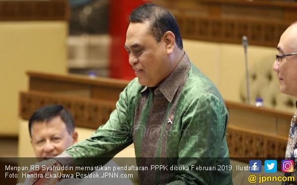 Formasi Pendaftaran Pppk: Pendaftaran PPPK Dari Honorer K2 Februari, Masalah Gaji