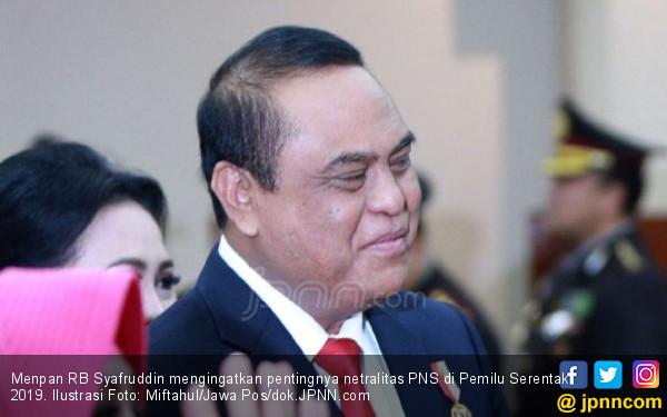 Peringatan Keras dari Pak Menteri untuk Seluruh PNS - JPNN.COM