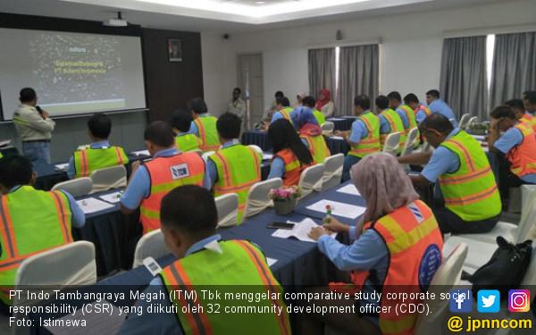 Pelajari Keberhasilan CD Adaro Indonesia, ITM Gelar Comparative Study - JPNN.com