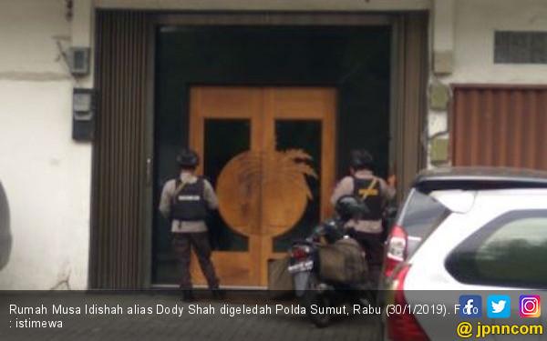 Adik Wagub Sumut Jadi Tersangka Kasus Alih Fungsi Hutan Lindung - JPNN.com