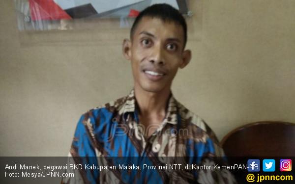 Jelang Pendaftaran PPPK dari Honorer K2, Banyak Pejabat Daerah ke Jakarta - JPNN.COM