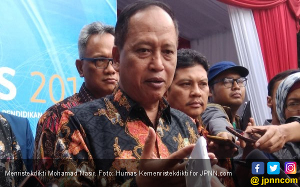 Menteri Nasir: Kampus Bukan Tempat Politisasi - JPNN.COM