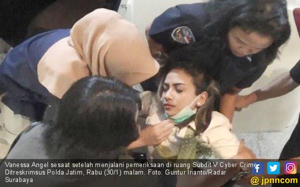 Doddy Sudrajat Sudah Duga Vanessa Angel Bakal Pingsan - JPNN.com