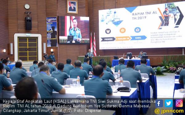 KSAL: Segera Merespons Perkembangan Teknonologi Militer Negara Lain - JPNN.COM
