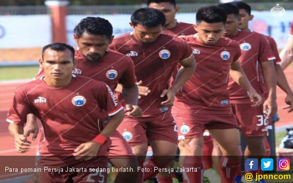 Daftar Lengkap Skuat Persija untuk Liga Champions Asia 2019 - JPNN.com