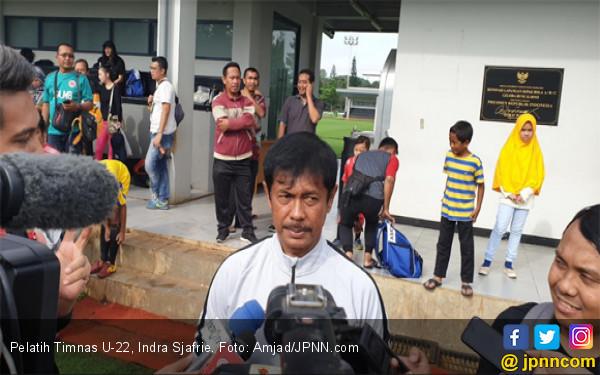 Indra Sjafri Bakal Rotasi Pemain Timnas U-22 Saat Tantang Malaysia - JPNN.com
