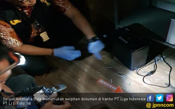 Kokoh Afiat Sebut Satgas Antimafia Bola Sita Barang Bukti Liga Lama - JPNN.com