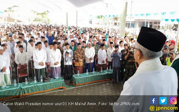 Para Gus Siap Satukan Barisan Warga NU Dukung Ma'ruf Amin - JPNN.COM