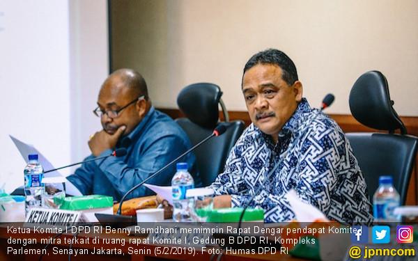 DPD RI: Segera Selesaikan Ganti Rugi Tanah di Bolmong - JPNN.com