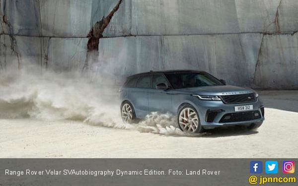 Land Rover Rilis Edisi Khusus dari SUV Paling Indah di Bumi - JPNN.com