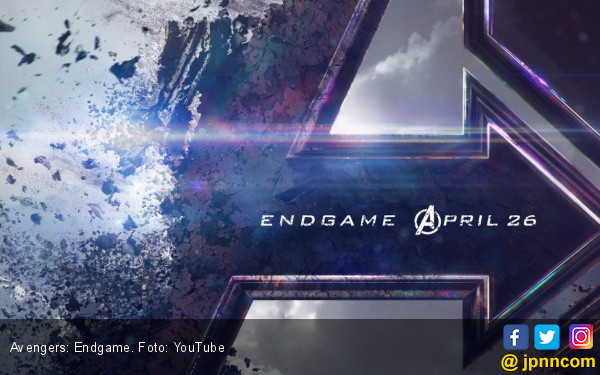 Trailer Terbaru Avengers: Endgame - JPNN.COM