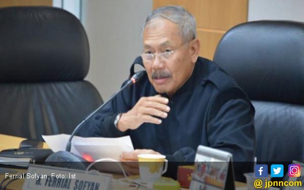 SBY Cabut Jabatan Ferrial Sofyan Sebagai Wakil Ketua DPRD DKI Jakarta - JPNN.COM
