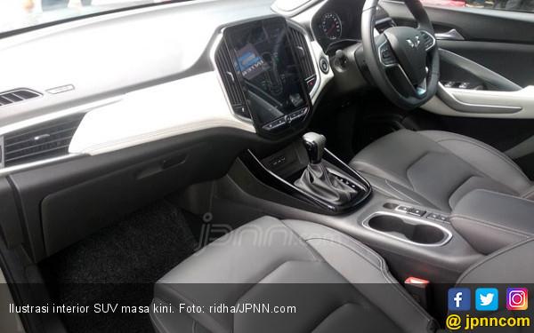 Interior Jadi Daya Tawar Kuat di SUV Modern