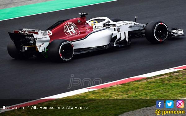 F1 2020: Robert Kubica Resmi Sebagai Pembalap Cadangan Alfa Romeo - JPNN.com
