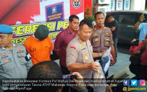 Taruna Tewas, Direktur ATKP Makassar Dinonaktifkan - JPNN.COM