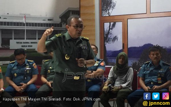 Nama Dicatut, TNI Sudah Laporkan Akun Palsu ke Kemkominfo - JPNN.COM