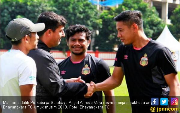 Mantan Pelatih Persebaya Resmi Tukangi Bhayangkara FC - JPNN.COM