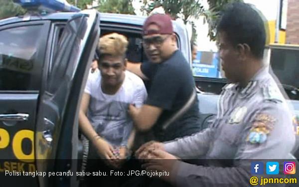 Kasihan Deh Lu, Usai Pesta Langsung DIjemput Polisi - JPNN.COM