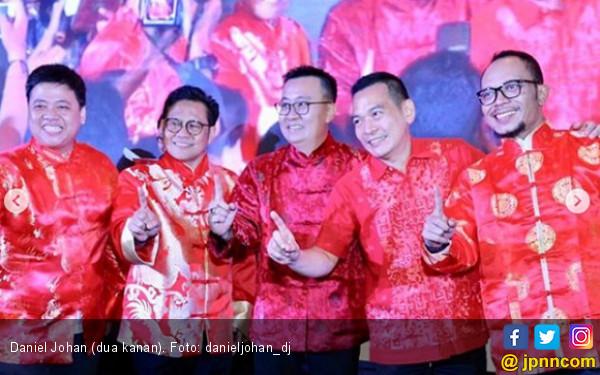 Daniel Johan Kenang Kembali Peran Gus Dur Untuk Imlek di Indonesia - JPNN.com