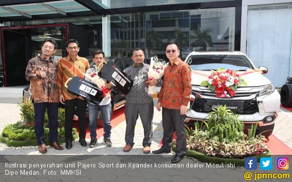 Mitsubishi Pajero Sport Tebar Diskon Rp 50 Juta, Xpander Juga - JPNN.COM