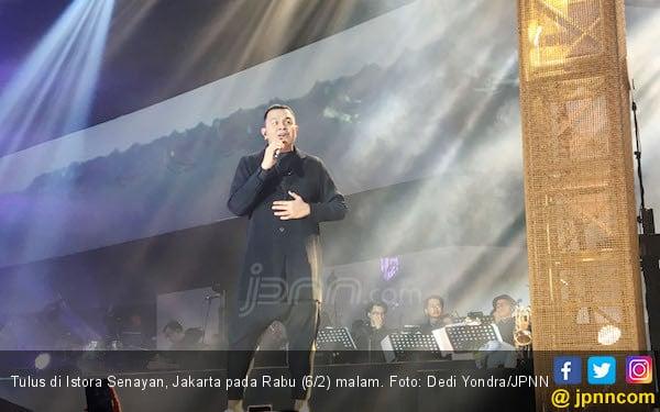 Dimeriahkan Tulus, Konser Z-Project Drive InUbah Jadwal - JPNN.com