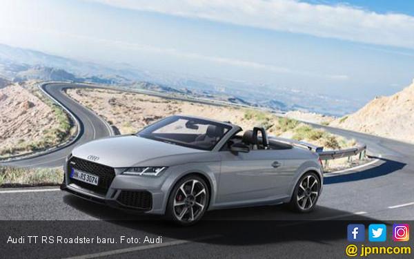 Audi TT RS Baru, Segar dan Bertenaga - JPNN.COM