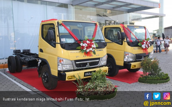 Mitsubishi Fuso Genjot Sektor Infrastruktur dan Logistik Sumatera Utara - JPNN.COM
