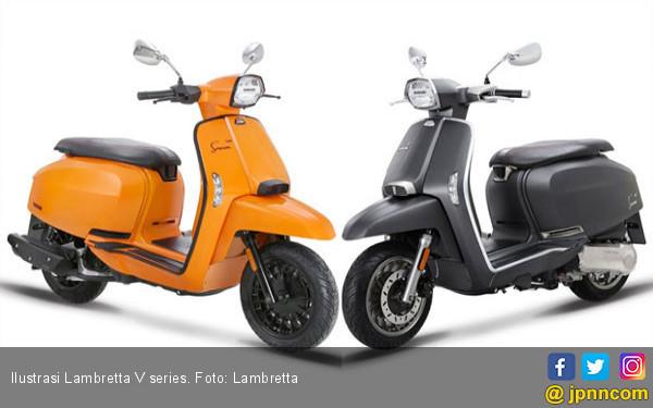 Kompatriot Vespa, Lambretta Siap Goyang Pasar Skuter Premium Indonesia - JPNN.com