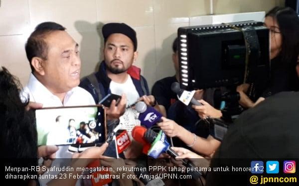Formasi Pendaftaran Pppk: Pendaftaran PPPK Khusus Honorer K2 Yang Terdata Di BKN