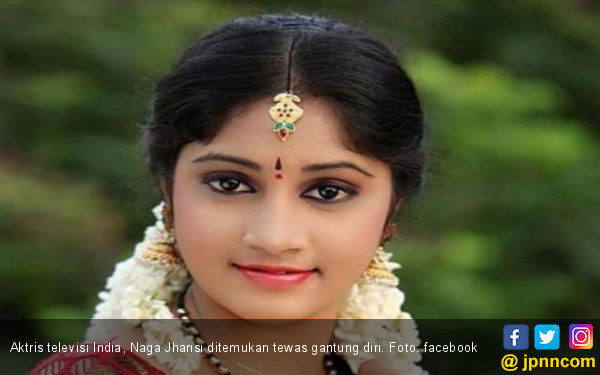 Cinta Kandas, Aktris India Gantung Diri - JPNN.com