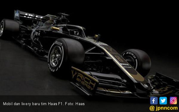 Mobil Baru, Tim Haas Ingin Ungguli RedBull di F1 2019 - JPNN.COM