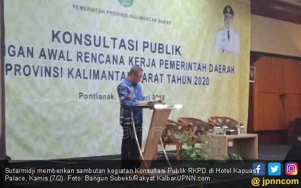 Bea Cukai dan Pemda Dorong Optimalisasi PLBN Aruk Untuk Tingkatkan Perekonomian - JPNN.com