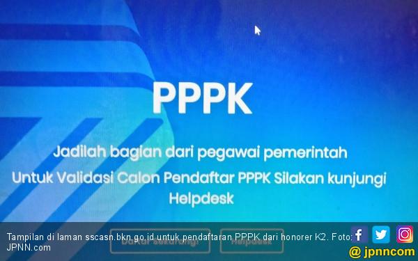Hari ini, Pendaftaran PPPK Kemenag Tahap Satu Kembali Dibuka - JPNN.COM