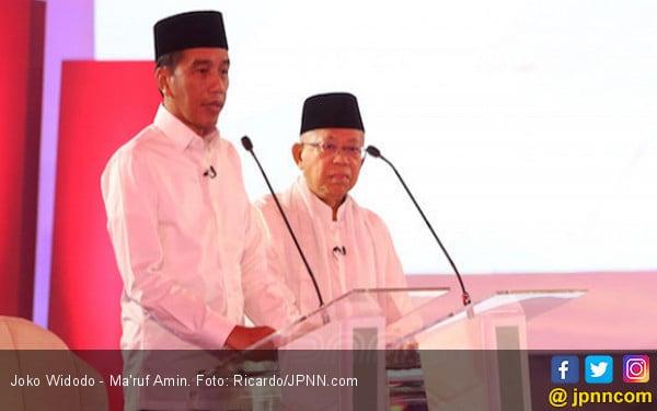 Debat Capres: Jokowi Ditantang Paparkan Realisasi Janji Kampanyenya - JPNN.COM