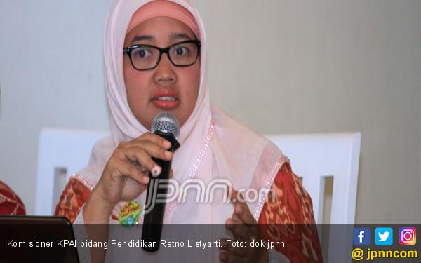 Lagi, Bu Retno KPAI Memberi Saran untuk Bapak Ibu Guru - JPNN.com