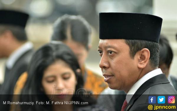 Romahurmuziy: Belum Berkuasa Saja Tim Prabowo - Sandiaga Sudah Begitu - JPNN.COM