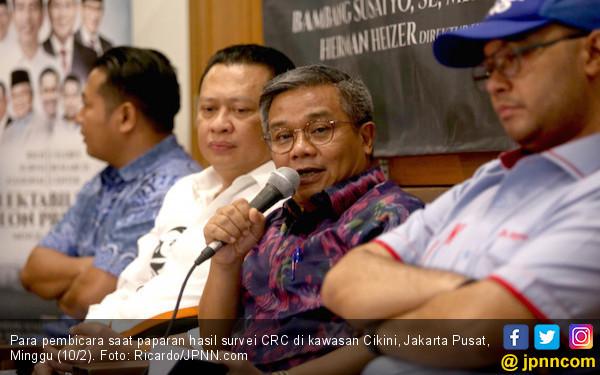 Strong Voters Jokowi Belum Aman - JPNN.COM