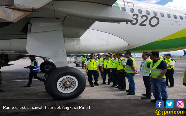 Angkasa Pura I Dukung Kampanye Keselamatan Penerbangan - JPNN.com