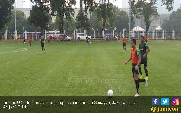 Timnas U-22 Indonesia Gagal Taklukkan Arema FC di Kanjuruhan - JPNN.COM