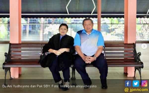 Pak Jokowi Kapan Besuk Bu Ani Yudhoyono? - JPNN.COM