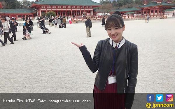 Haruka Eks JKT48 Akui Tak Pernah Bertemu Ibunya Sejak Umur 3 Tahun - JPNN.COM