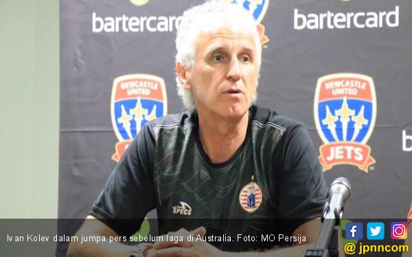 Pelatih Persija Sebut Kualitas Newcastle Jets Sangat Bagus - JPNN.COM