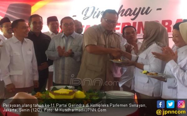 Rayakan Ultah ke-11 Gerindra, Tangkap Pertanda Baik bagi Prabowo - JPNN.COM