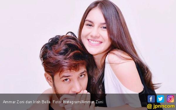Ammar Zoni dan Irish Bella Pilih Umrah di Akhir Tahun - JPNN.com